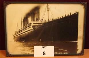 USS MT Vernon photo