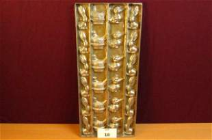 Large Easter Chocolate mold