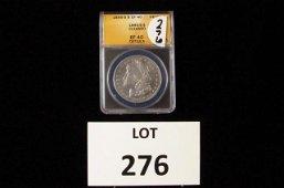 1895S Morgan Dollar (ANACS-EF40)