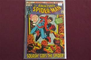 Amazing Spiderman #106, #115