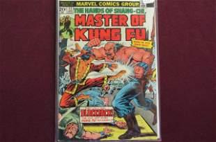 Master of Kung Fu #17