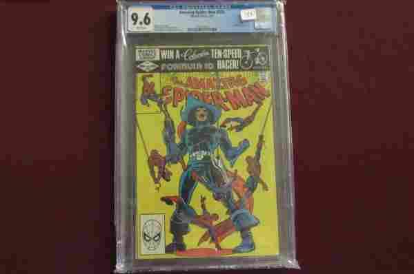 The Amazing Spiderman #225