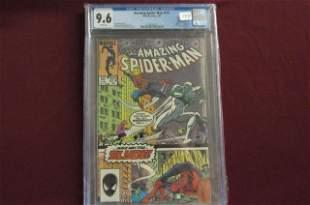 The Amazing Spiderman #272