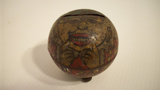 3: METAL BALL BANK