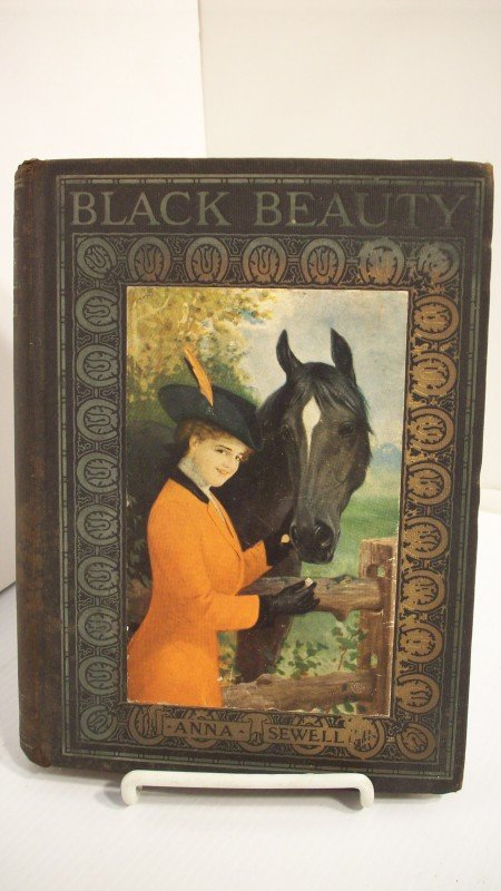 """10: 1911 """"BLACK BEAUTY"""" BY ANNA SEWELL"""