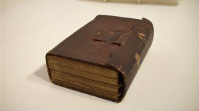 24: 1860 HOLY BIBLE