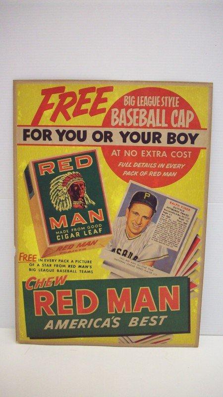 15: Red Man Ralph Kiner Poster