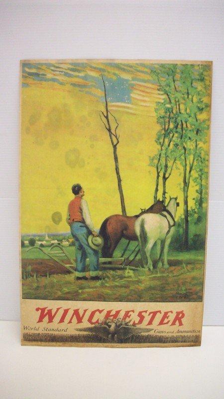 18: Vintage Winchester Poster