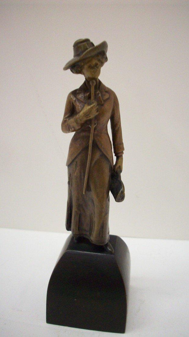 9: Carl Kauba Bronze