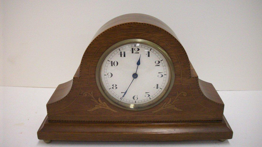 24: Swiss Mantel Clock