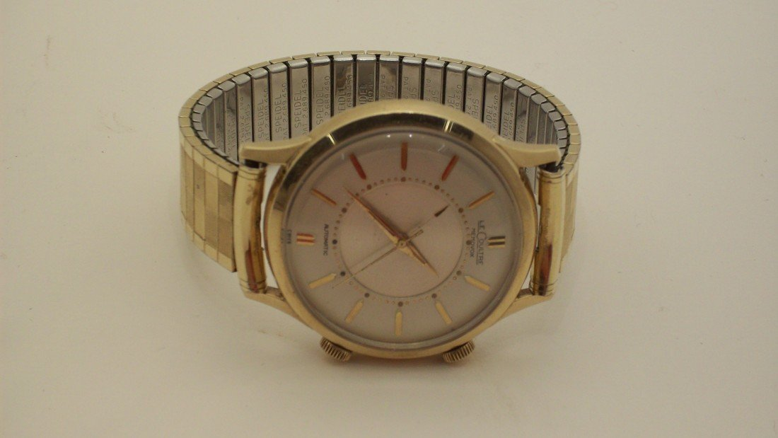 15: LeCoultre Memovox Men's Wrist Watch