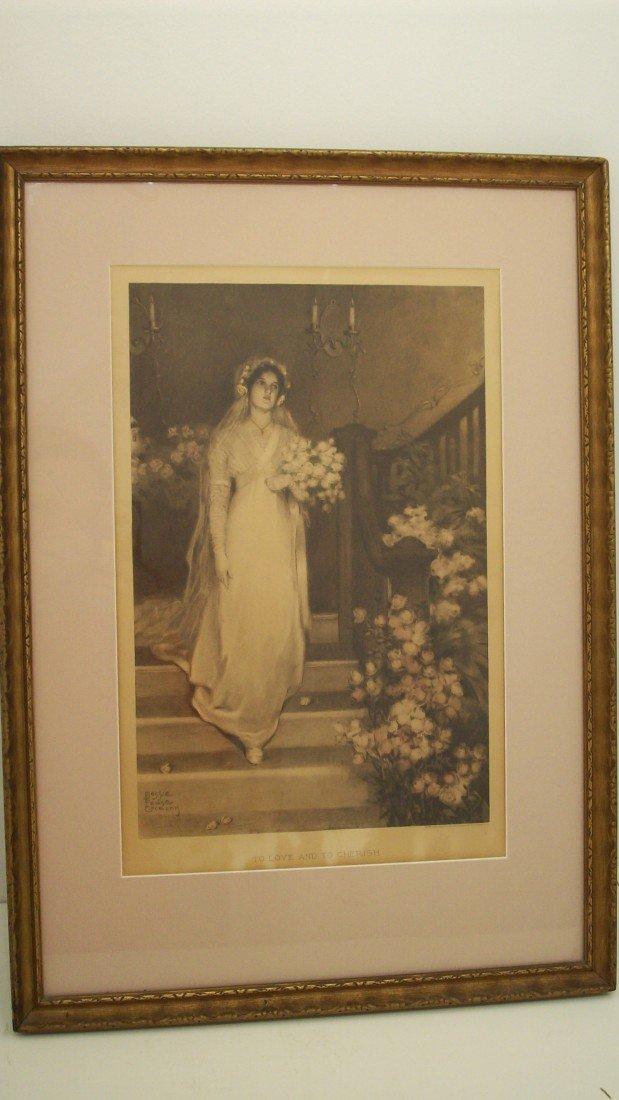 "21: Bessie Pease Gutmann ""To Love and To Cherish"""