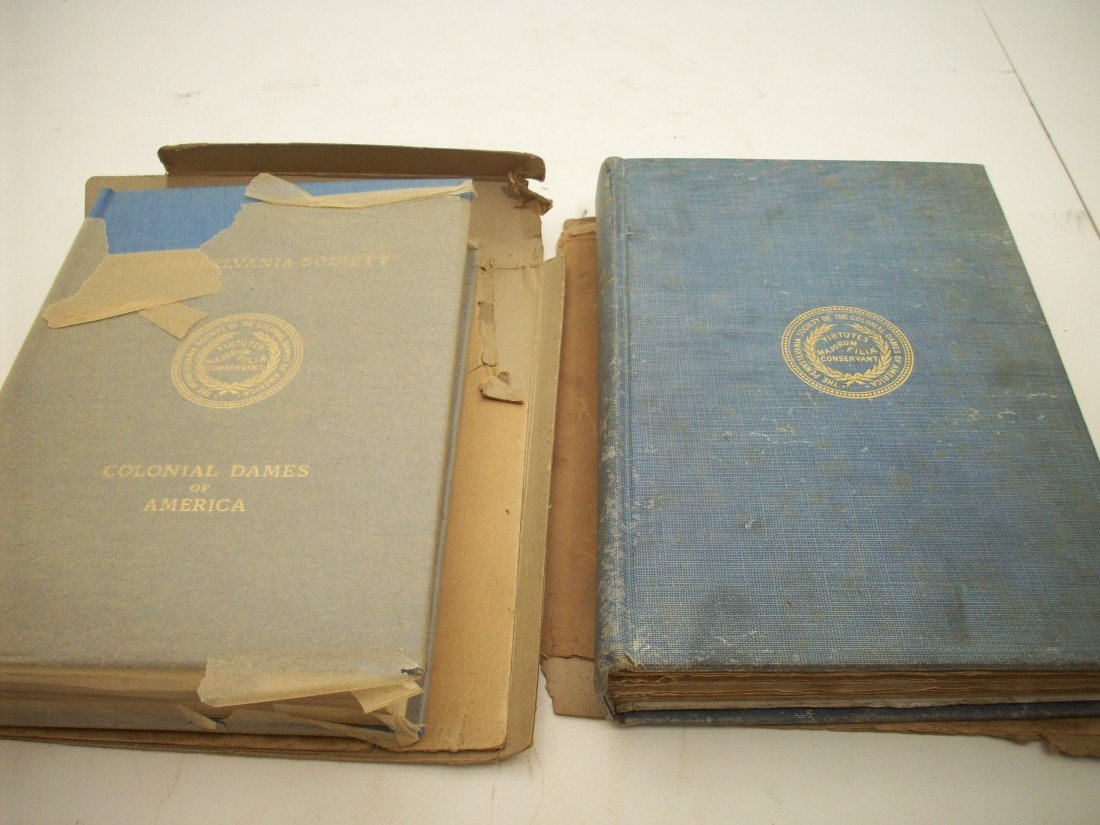 Early 1900's Historical Books of Pennsylvania