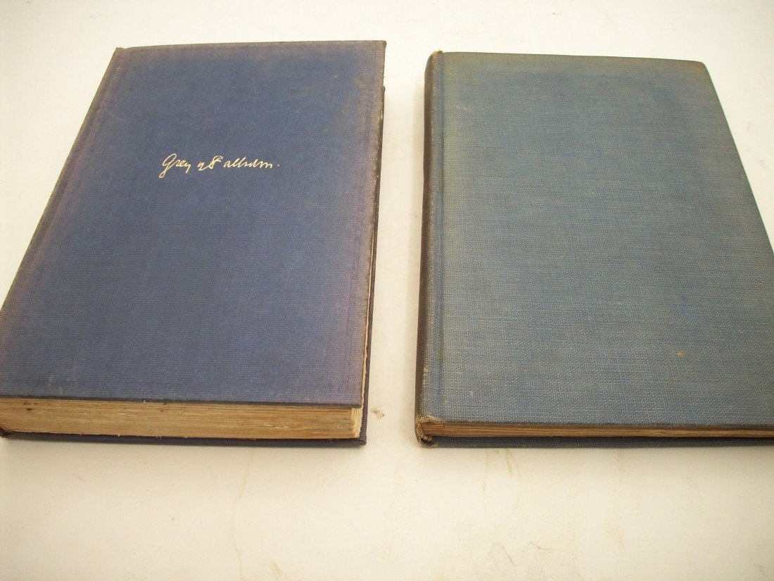 Vintage Hardbound Books 1924 and 1925