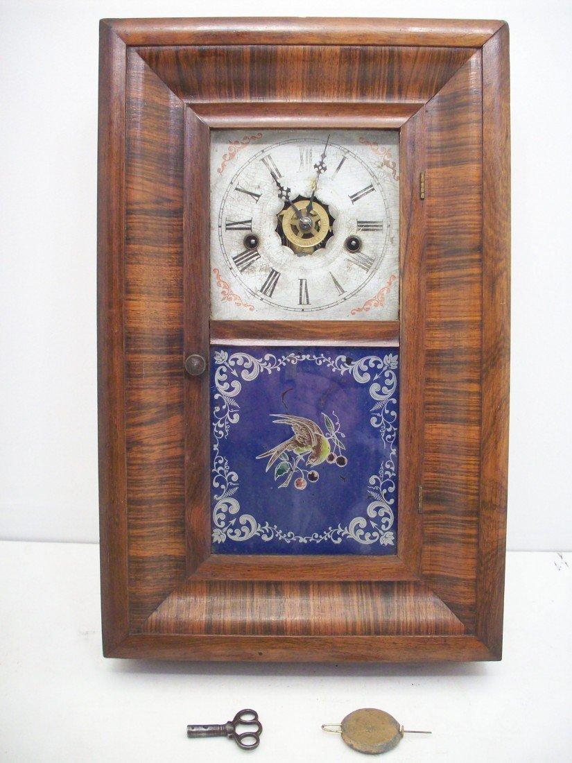 Ansonia Brass & Copper Co. Ogee Clock