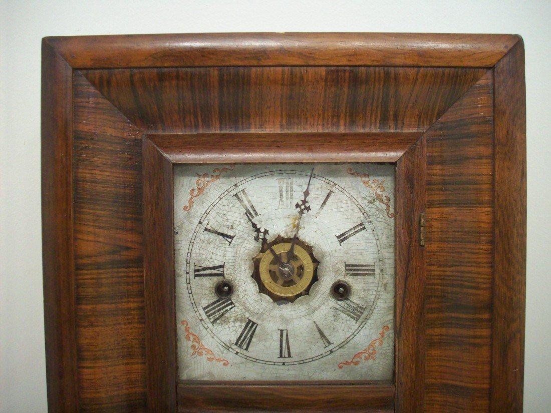 Ansonia Brass & Copper Co. Ogee Clock - 2