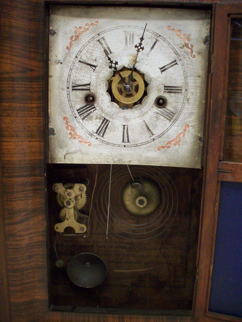 Ansonia Brass & Copper Co. Ogee Clock - 6