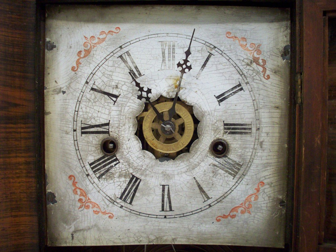 Ansonia Brass & Copper Co. Ogee Clock - 8