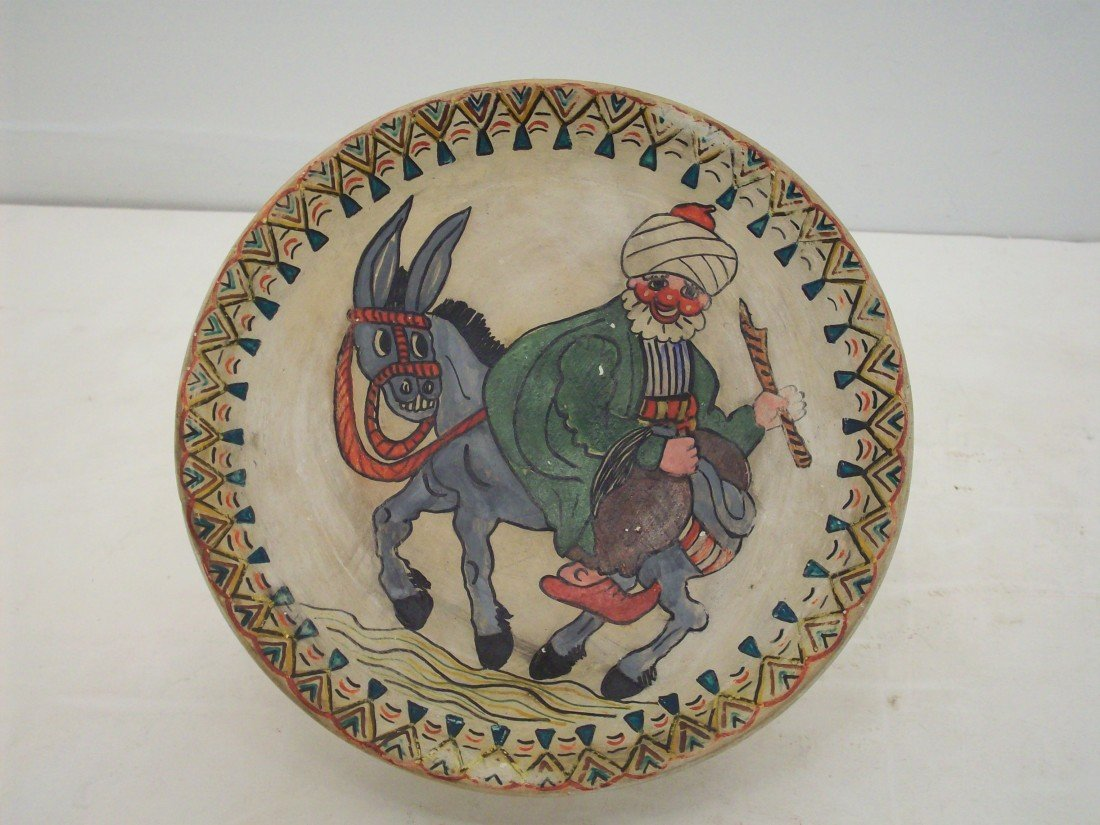 Handpainted Turkish Plate