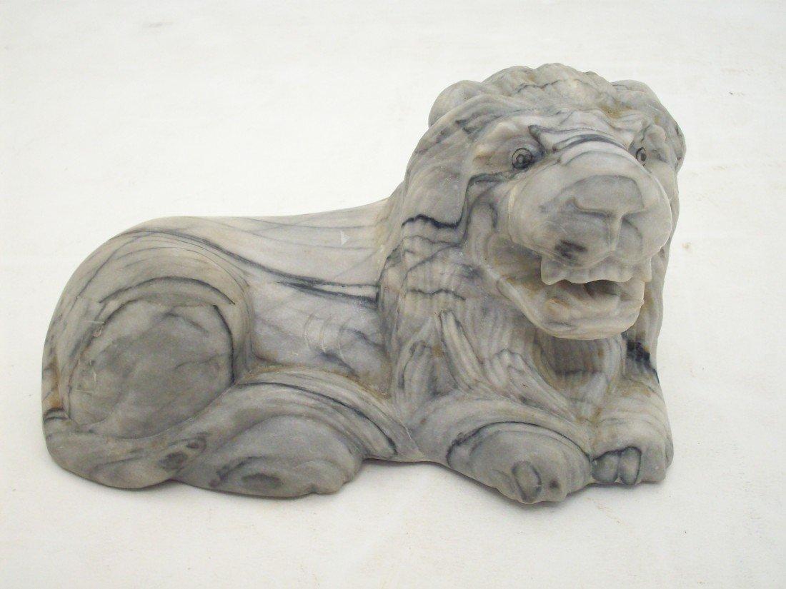 Vietnam Soapstone Lion