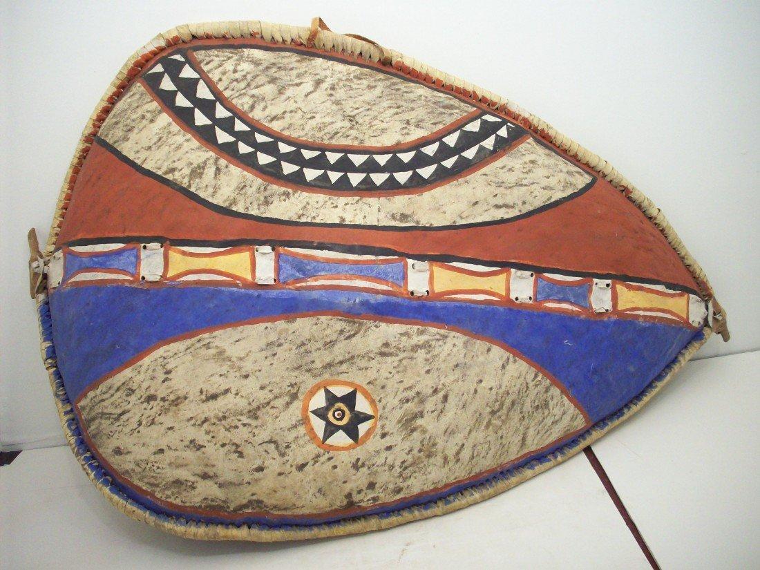 Kenyan Masai Shield