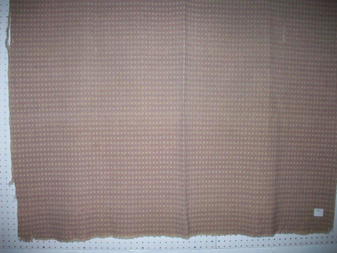 Vintage Pullman Railroad Sleeping Car Wool Blanket - 2