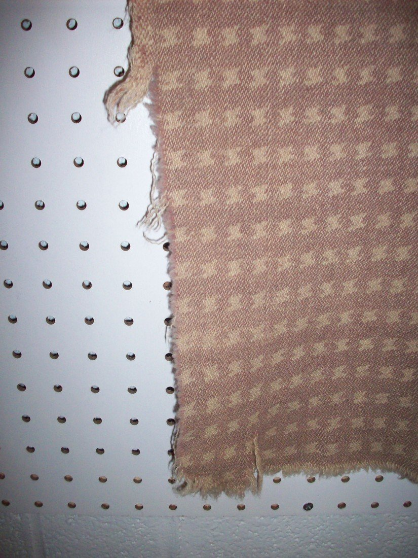 Vintage Pullman Railroad Sleeping Car Wool Blanket - 5