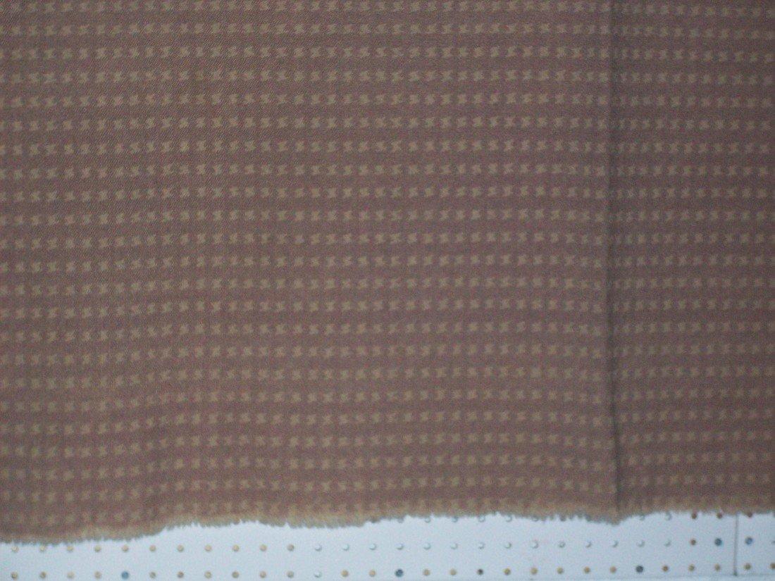 Vintage Pullman Railroad Sleeping Car Wool Blanket - 9