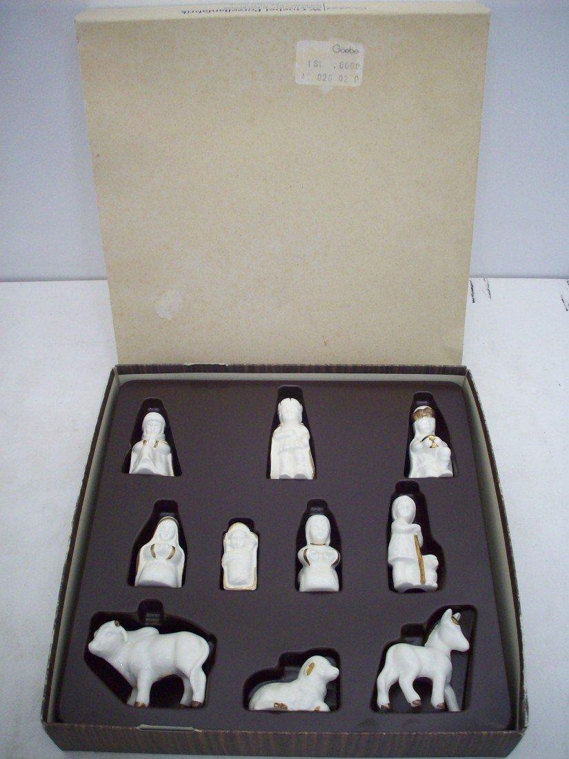 Goebel Nativity Set