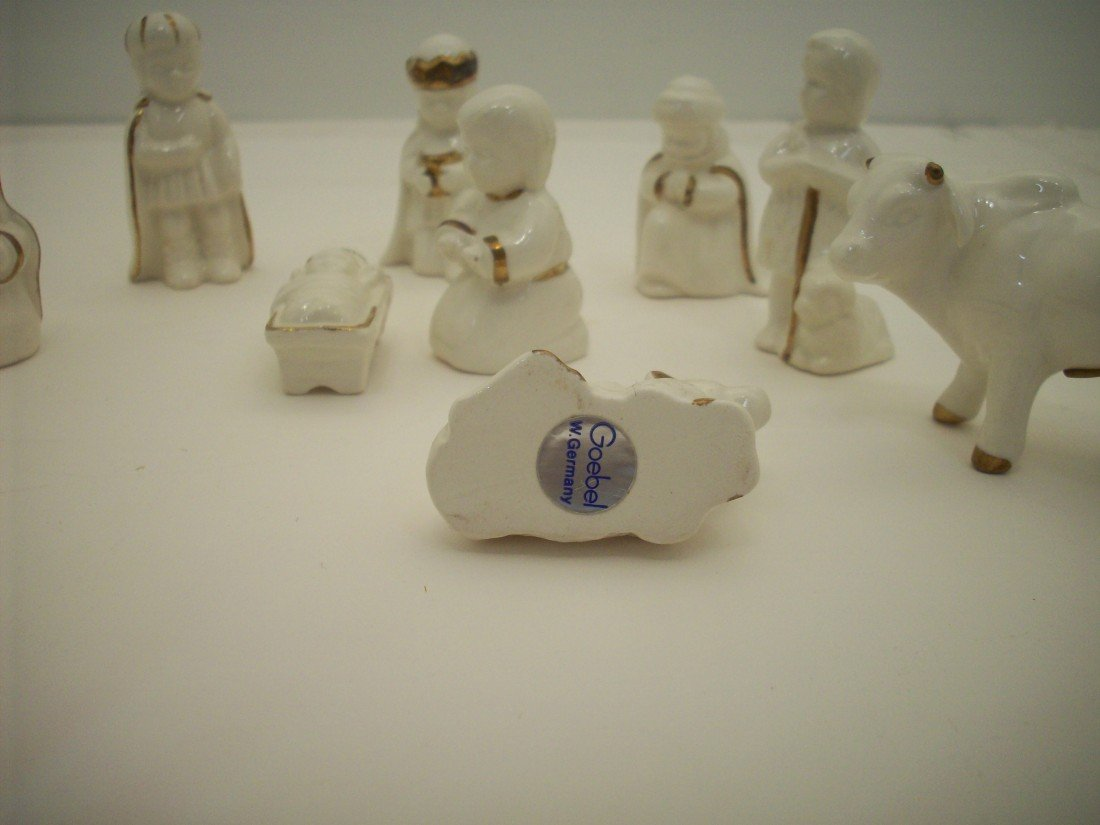 Goebel Nativity Set - 8
