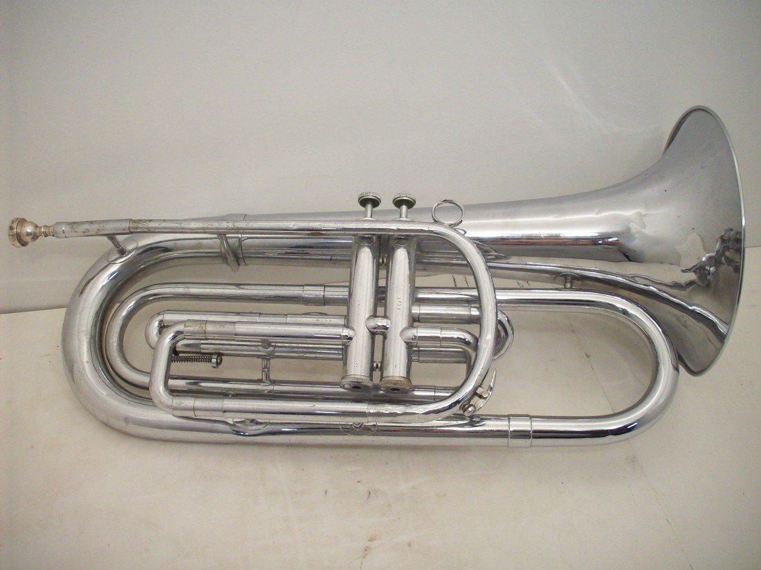 DEG Dynasty II Baritone Bugle - 2
