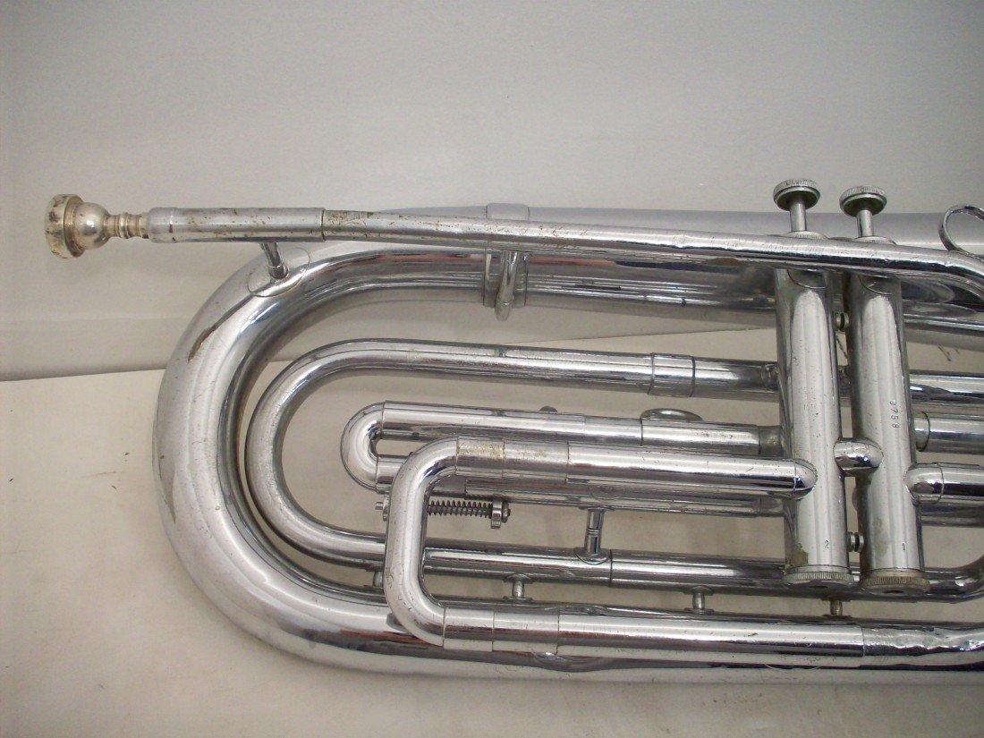DEG Dynasty II Baritone Bugle - 3