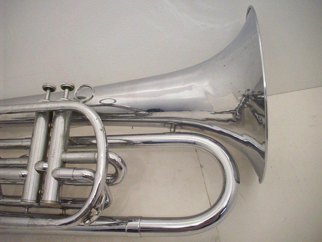 DEG Dynasty II Baritone Bugle - 4