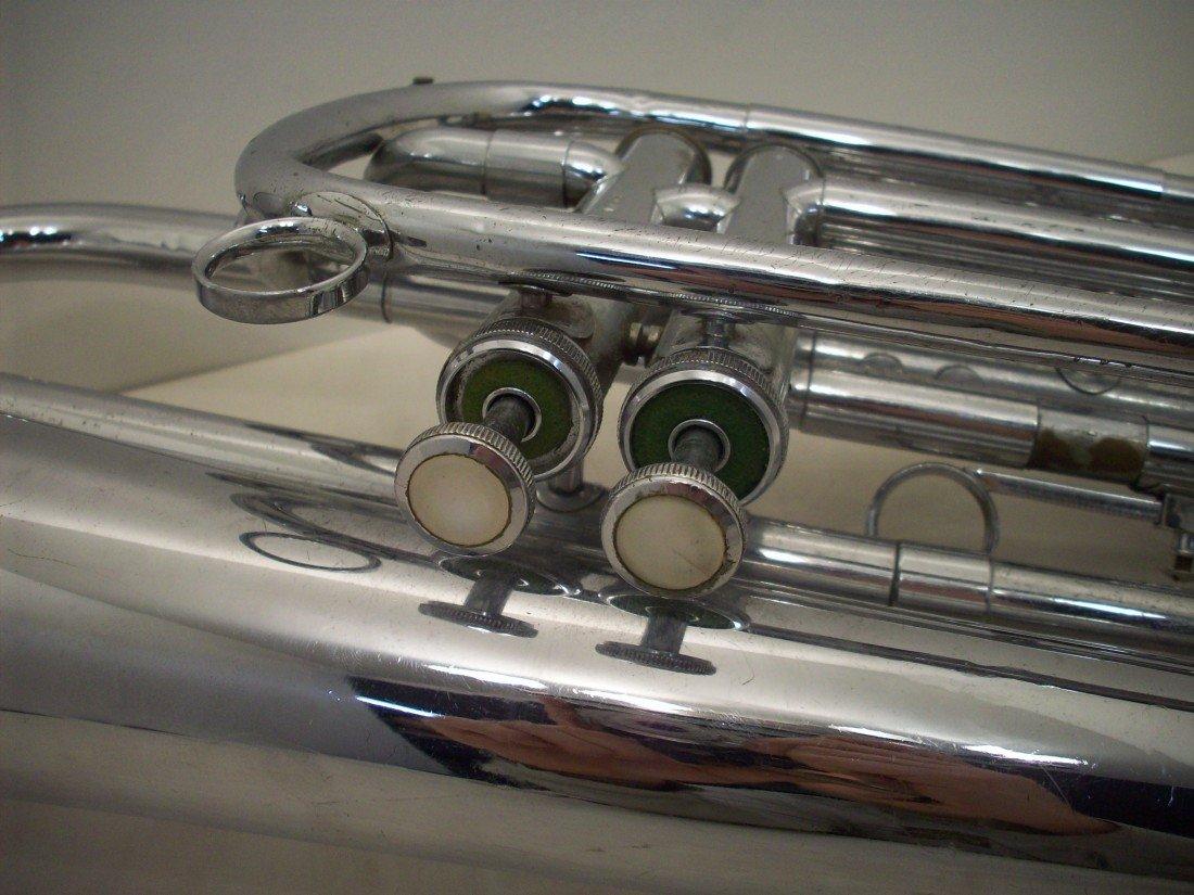 DEG Dynasty II Baritone Bugle - 7