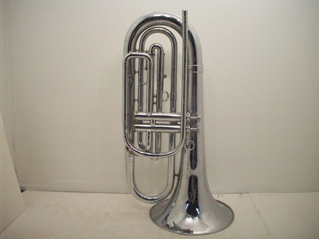 DEG Dynasty II Baritone Bugle - 8