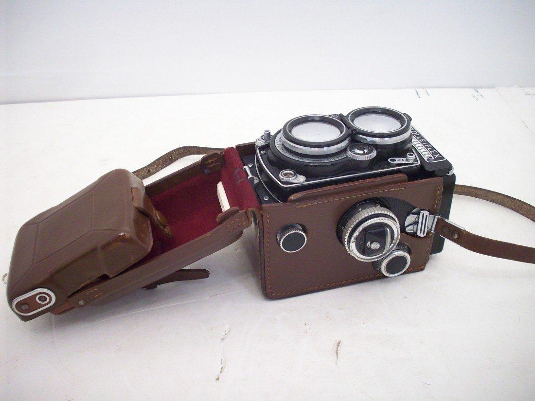 Rolleiflex 2.8 E Model K7E TLR Camera