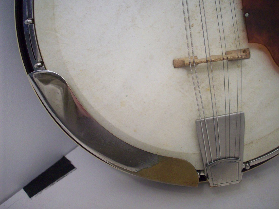 The Gibson Banjo-Mandolin MB-3 with Case - 7