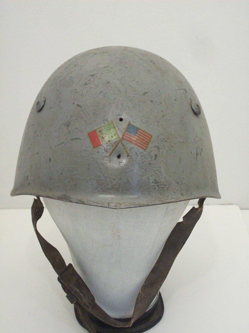 Italian WWII Helmet