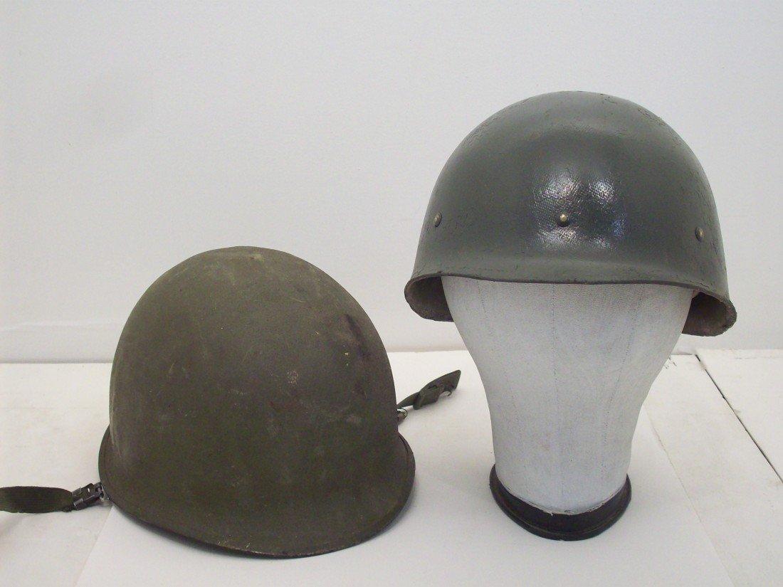 US Army Helmet with Liner Vietnam Era