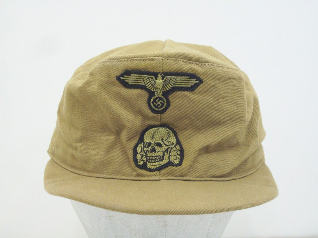German SS Tropical M43 Cap