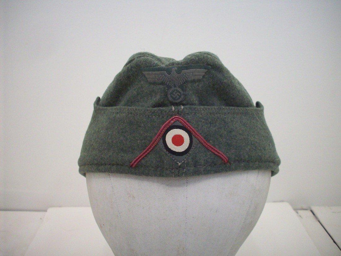German Army Panzer Garrison Cap