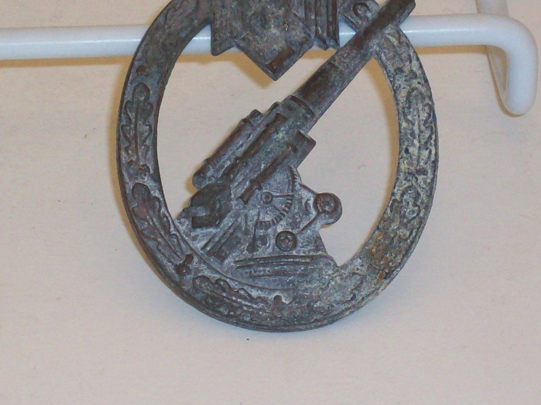 Lot of German WWII Badges - 5