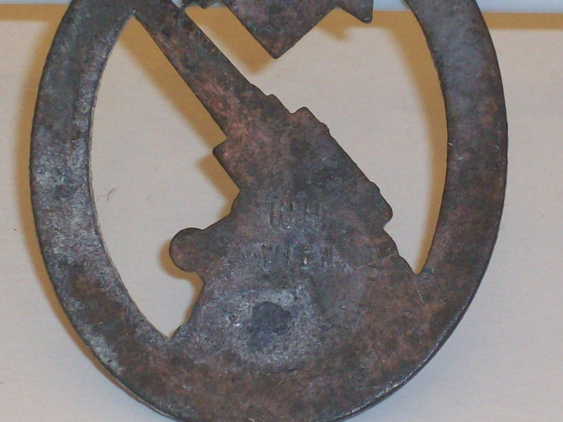 Lot of German WWII Badges - 6