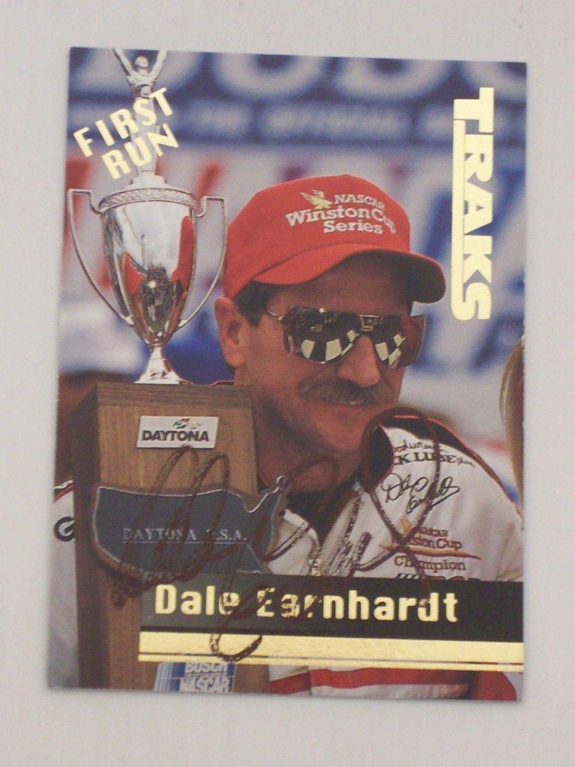 Dale Earnhardt Sr. Autograph