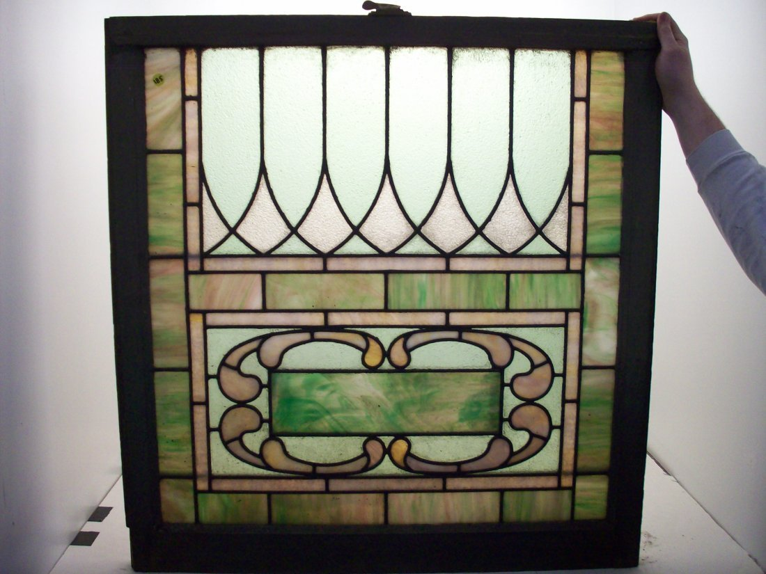 Vintage Stained Glass Window #8