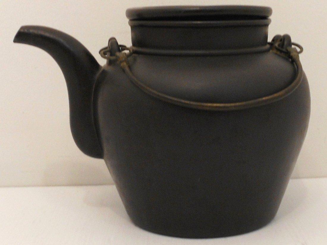 19th C. Yixing Zisha Pottery Tea Pot