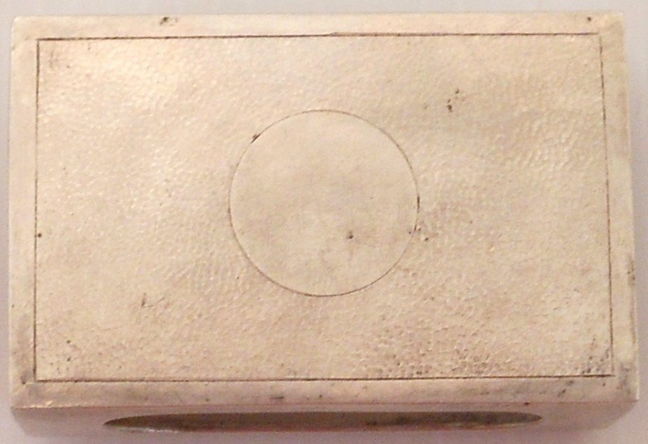 Silver Matchbox Holder - 7
