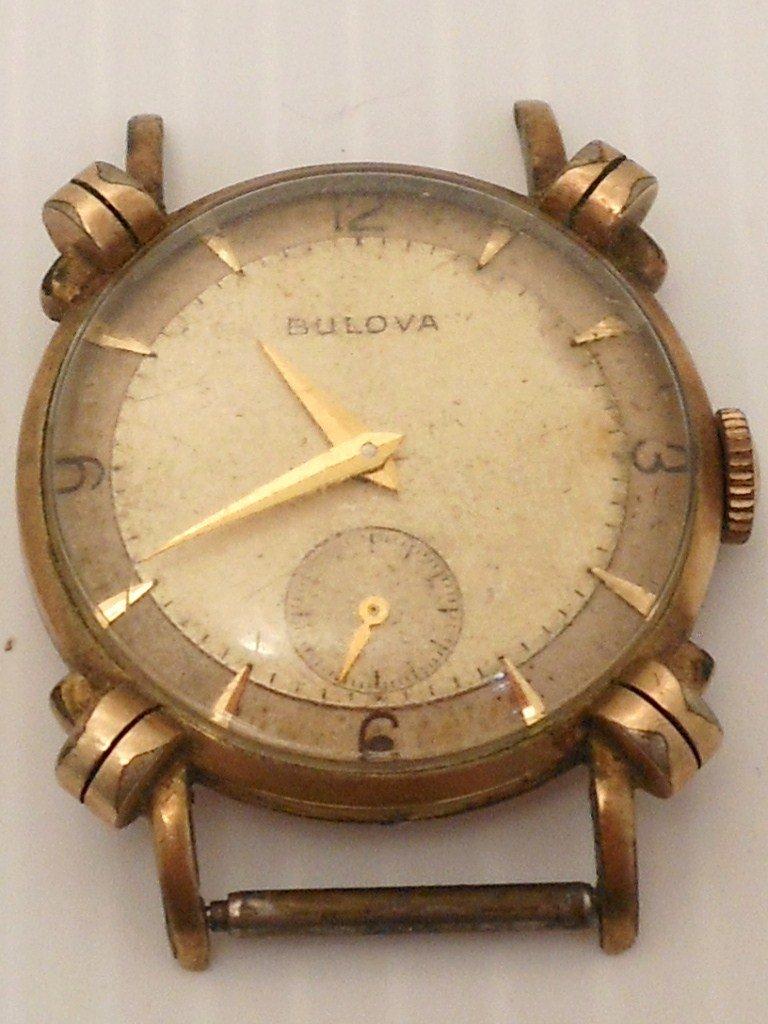 Bulova 10BT L2 17 Jewel Mens Watch