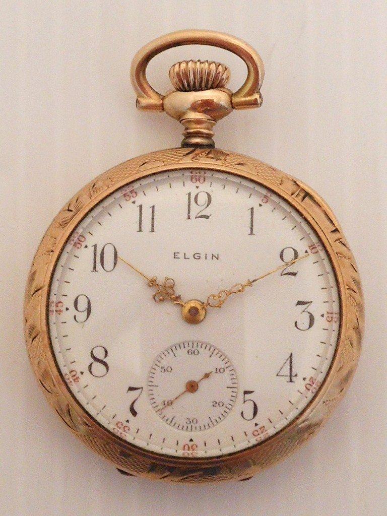 Lot of Watches  Hamilton & Elgin - 2