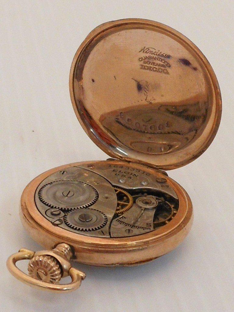 Lot of Watches  Hamilton & Elgin - 3